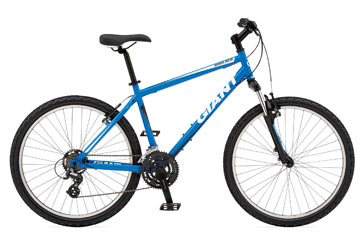 '10 Giant Boulder Front-Suspension Mountain Bike
