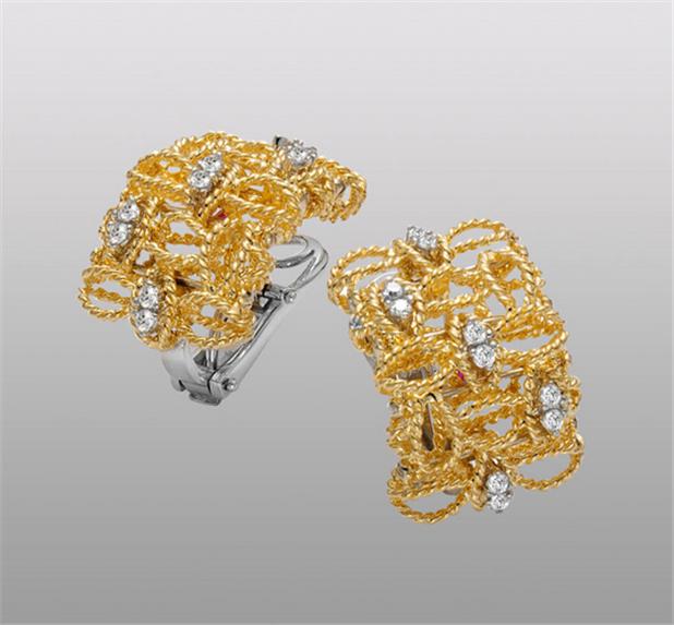 Buy Barocco Earrings