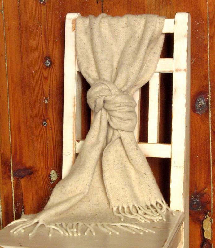 Buy Classic Speckled Lambswool Scarves