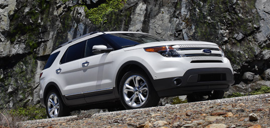 Buy Ford Explorer New Car
