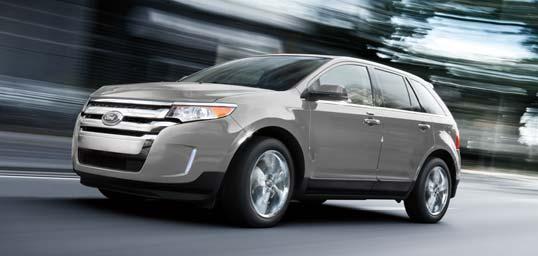 Buy Ford Edge New Car
