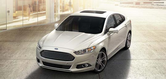 Buy Ford Fusion New Car