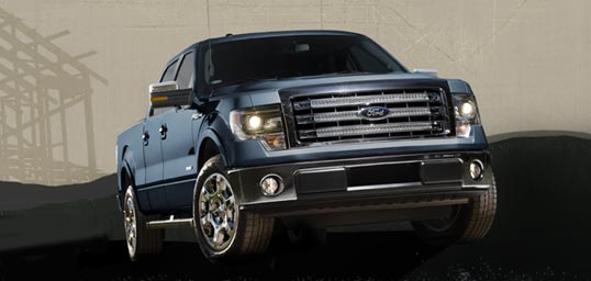 Buy Ford F-150 New Car