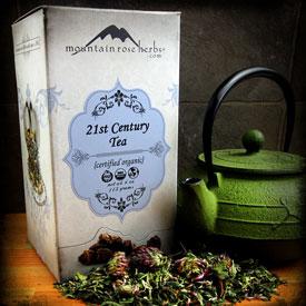 Buy Organic Herbal Tea