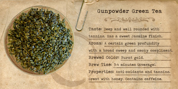 Buy Gunpowder Green Tea