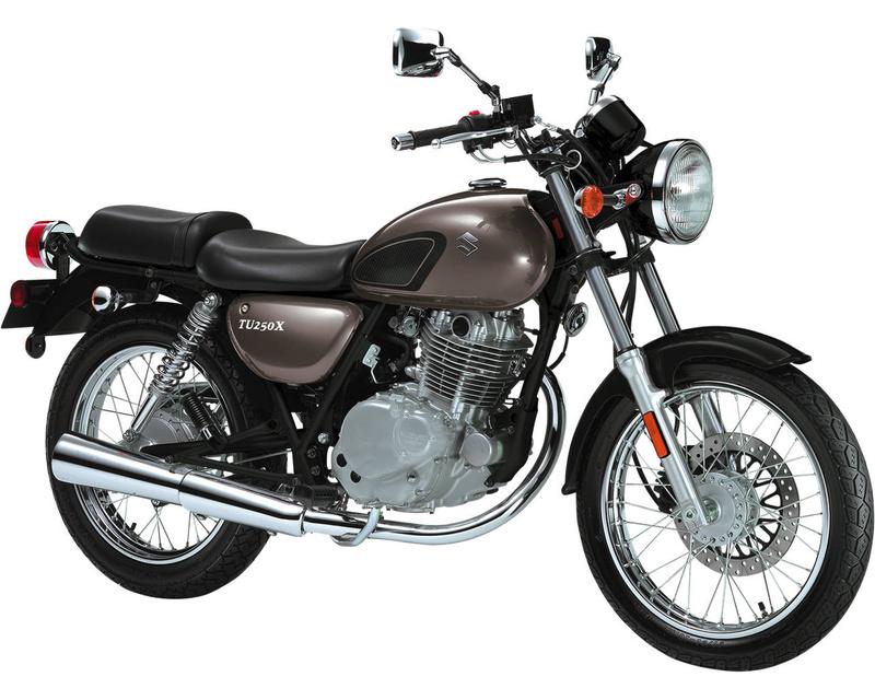 Buy Suzuki 2013 TU250X Motorcycle