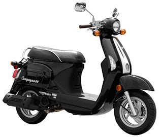 Buy Kymco Compagno 50i Scooter