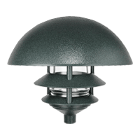 Buy 3 Tier Lawn Lights With Dome Top