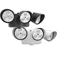 Buy Dusk-to-Dawn 3-Head LED Floodlight