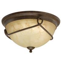 Buy Florentine Flush Lamp