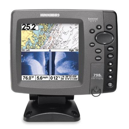 Buy Humminbird 798ci SI Chartplotter/Fishfinder Combo