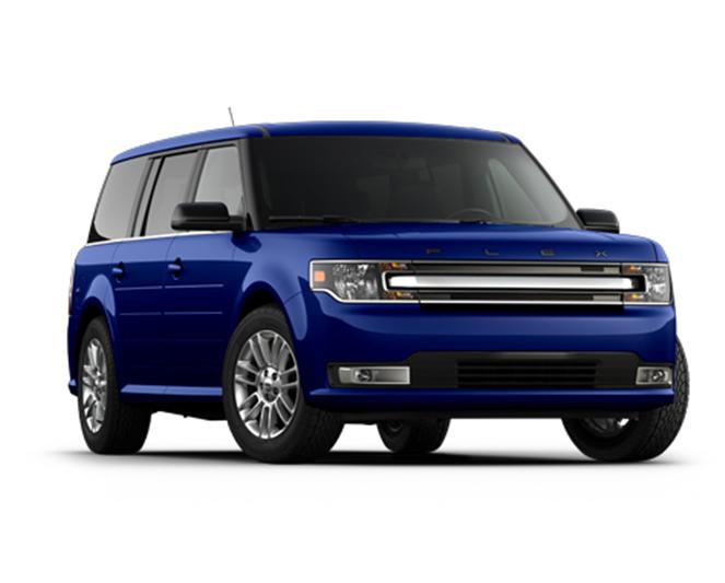 Buy 2013 Ford Flex FWD-SEL SUV