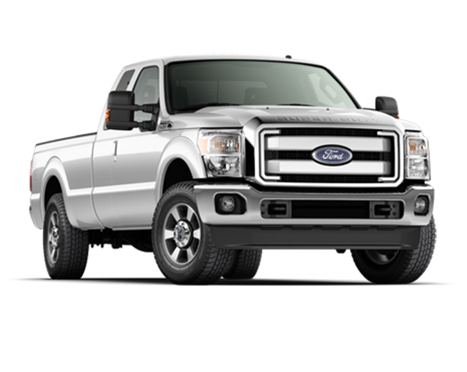 Buy 2013 Ford Super Duty F-250 4X4 Crew Cab Truck