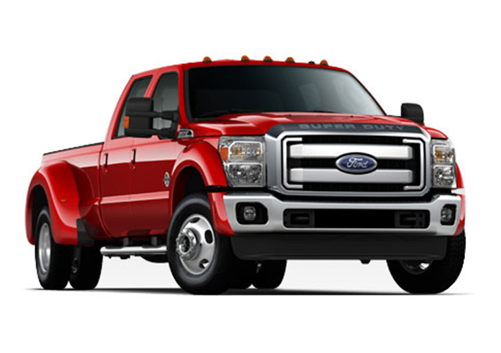 Buy 2012 Ford Super Duty F-450 Truck
