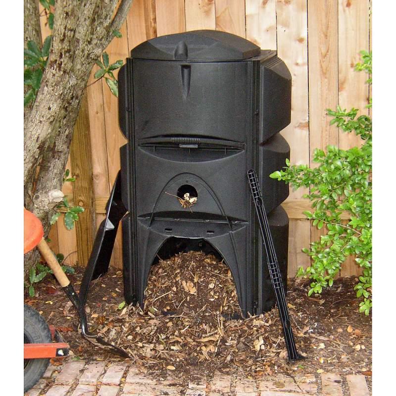 Buy Exaco 123 Gallon Earthmaker Compost Bin