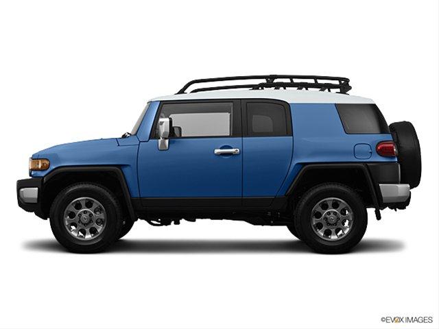 Buy 2012 Toyota FJ Cruiser SUV