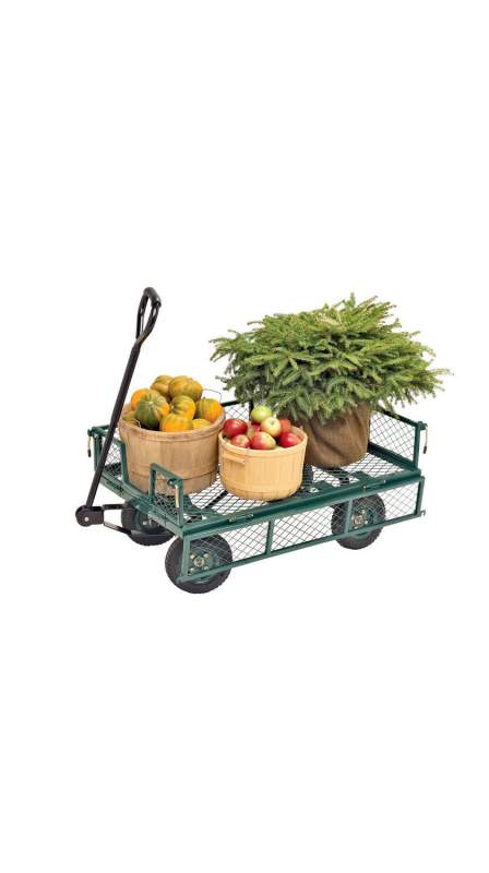Buy All-Terrain Landscaper's Wagon