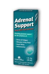 Buy Adrenal Support Unflavored Homeopathic Liquid