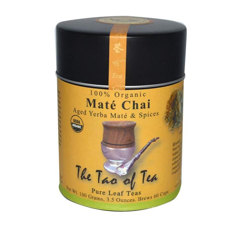 Buy 100% Organic Maté Chai