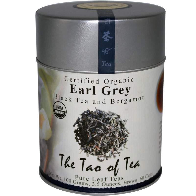 Buy Certified Organic Black Tea and Bergamot