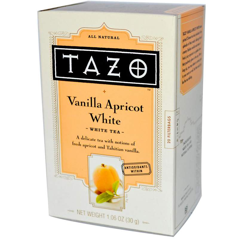 Vanilla Apricot White Tea