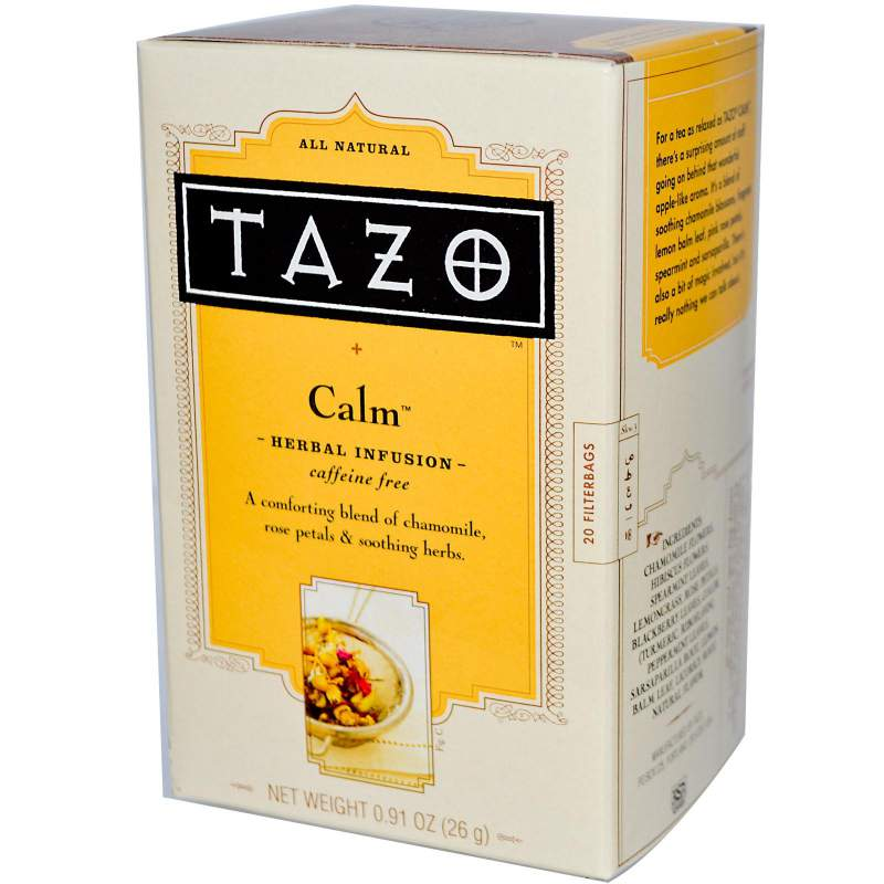 Calm Herbal Infusion Caffeine FreeTeas