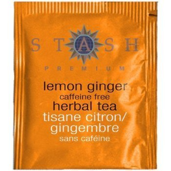 Buy Lemon Ginger Herbal Tea
