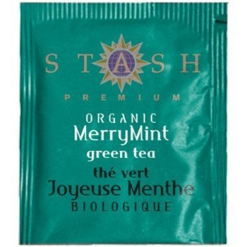 Buy Organic Merry Mint Green Tea