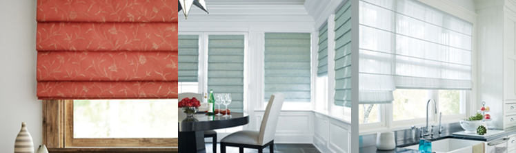Design Studio Roman Shades™