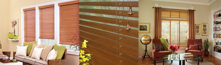 Buy Chalet® Woods Wood Blinds