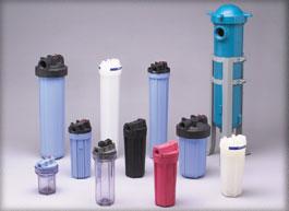 Buy Non-metallic filter housings