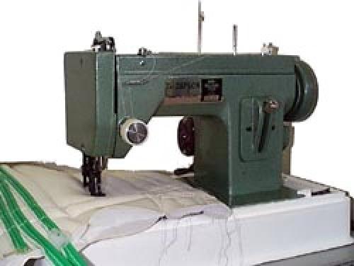 Buy All Metal Zig Zag / Straight Stitch Sewing Machine Thompson PWZ500