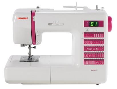 Buy Computerized Sewing Machine Janome DC2011