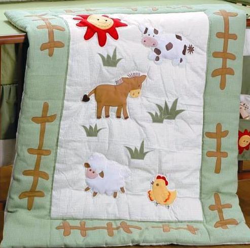 Cotton Patchwork Quilt Ensemble for Kids Bedding buy in Plainfield : children quilt - Adamdwight.com