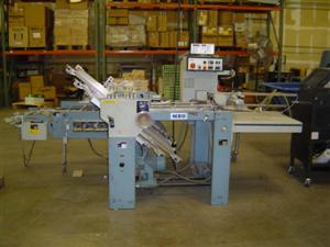 Buy MBO T-49 1989 Pile Folder with 8 Page