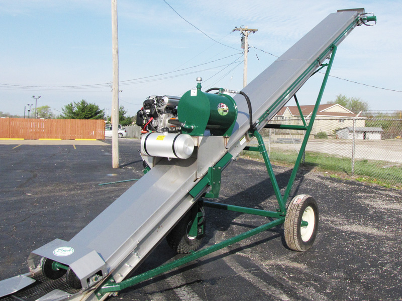 Doyle Portable Tri-Roll Conveyor buy in Quincy