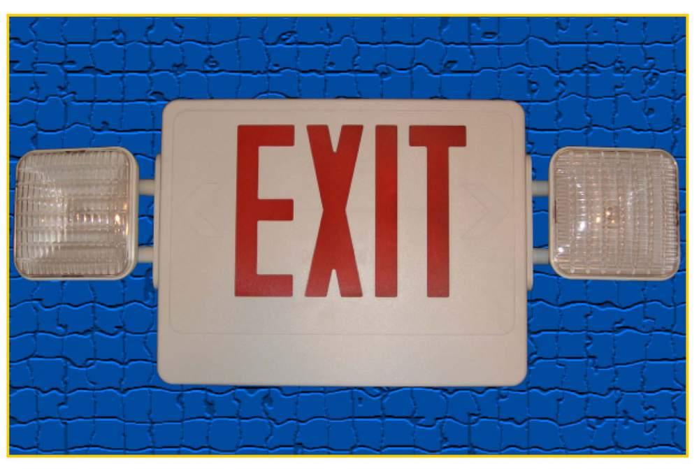 Buy LED Exit Sign