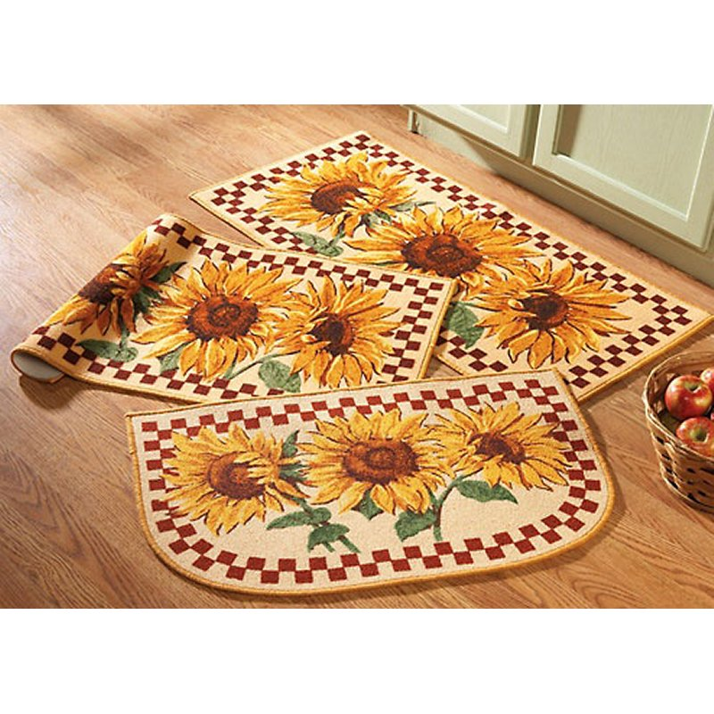 Buy Sunflower Small Area Rugs