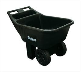 Buy Easy Roller Jr. 3 Cubic Foot Poly Yard Cart