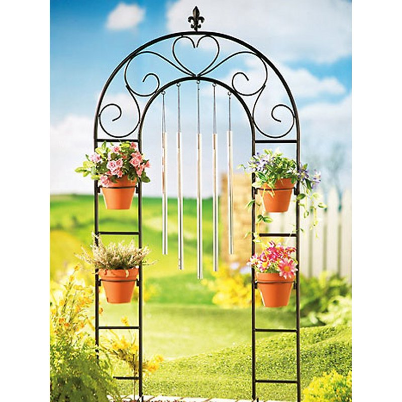 Buy Windchime Arch Outdoor Planter