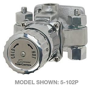 symmons tempcontrol mixing valve