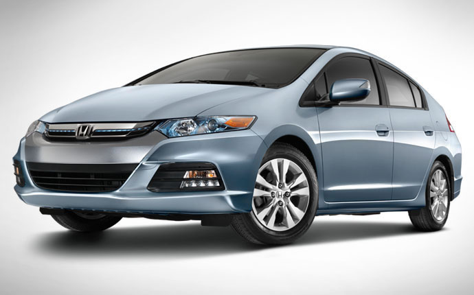 Buy Honda Insight New Car
