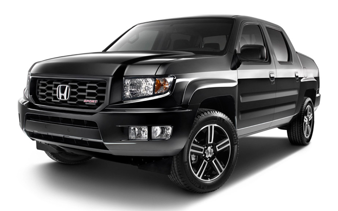 Buy Honda Ridgeline New Car