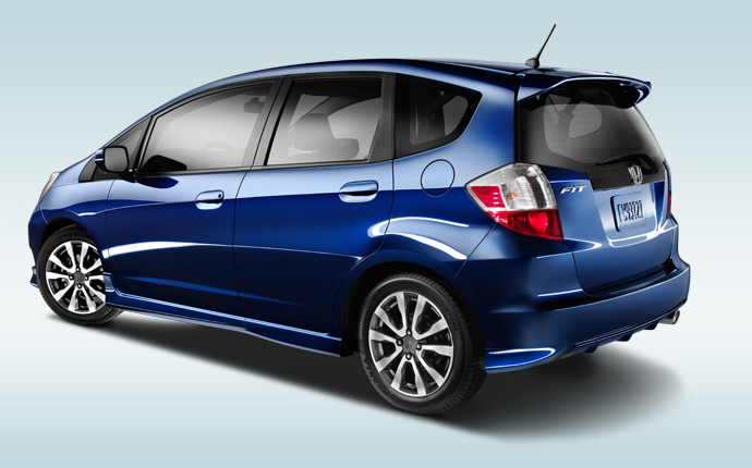Buy Honda Fit New Car