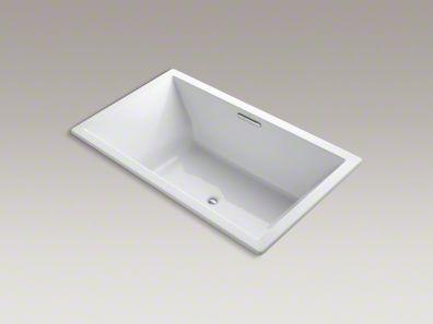 """Buy Underscore® VibrAcoustic® 72"""" x 42"""" bath"""