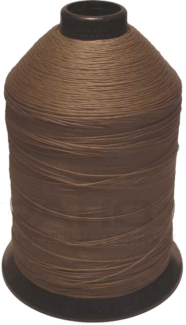 Buy ET-260 Ash 1 Lb. Spool - Bonded 100% Polyester Thread