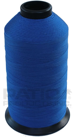 Buy EH-216 Royal Blue 1/2 Lb. Spool - Bonded 100% Polyester Thread