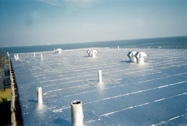 Nice Aluminum Roof Coatings