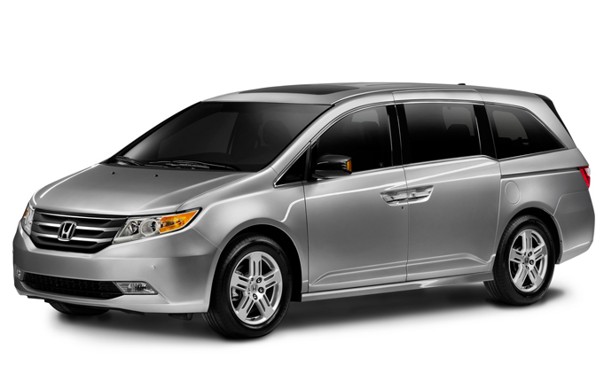 Buy Honda Odyssey New Car