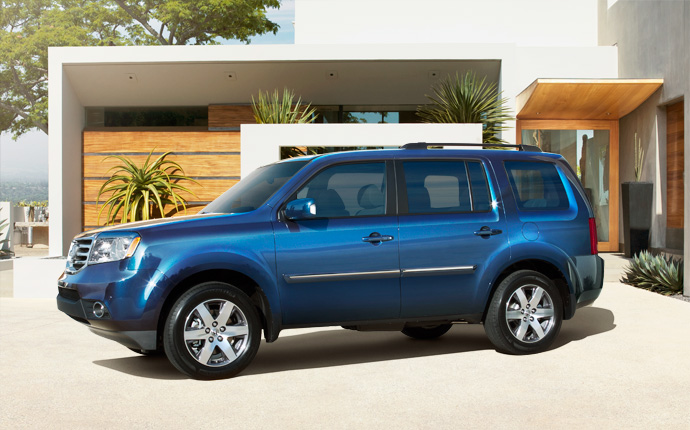 Buy Honda Pilot New Car